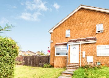 Thumbnail 1 bed semi-detached house for sale in Brundall Close, Stockton-On-Tees