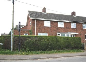 Thumbnail 3 bed semi-detached house for sale in Bassingbourn Road, Litlington, Royston