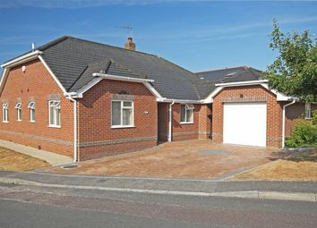 Thumbnail 3 bed detached bungalow for sale in Jubilee Crescent, Sandleheath, Fordingbridge