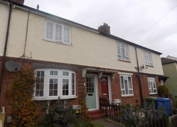 Thumbnail 2 bed terraced house for sale in Queens Road, North Camp, Farnborough