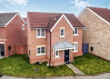 Thumbnail 3 bed detached house for sale in Appleby Way, Lincoln