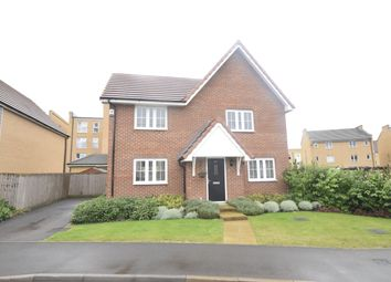Thumbnail 4 bed detached house to rent in Blake Avenue, Basildon