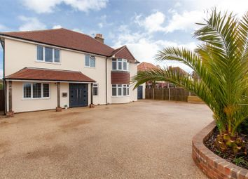 Thumbnail 5 bed detached house for sale in South Cliff Avenue, Bexhill-On-Sea