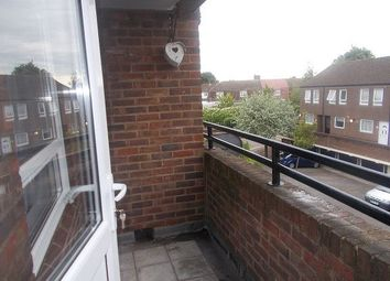 Thumbnail 1 bed flat to rent in Singleton Close, Colliers Wood, London