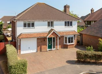 Thumbnail 5 bed detached house for sale in Webster Way, Hawkinge, Folkestone