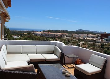 Thumbnail 2 bed town house for sale in Carrer Castell, Polop, Alicante, Valencia, Spain
