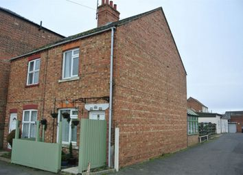 Thumbnail 2 bed semi-detached house for sale in Burghley Street, Bourne, Lincolnshire