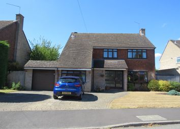 Thumbnail 4 bed detached house for sale in Highlands, Costessey, Norwich
