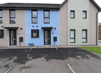 Thumbnail 2 bedroom terraced house to rent in Rhodfa Cambo, Barry Waterfront