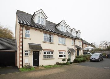 Thumbnail 4 bed end terrace house for sale in Sandringham Close, Borehamwood