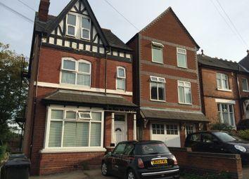 Thumbnail 1 bedroom flat to rent in Albert Road, Erdington, Birmingham