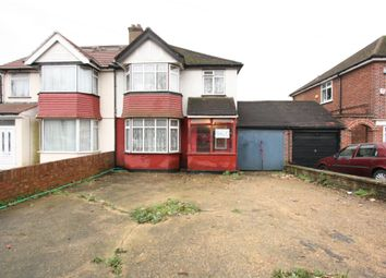 Thumbnail 3 bed property for sale in Pinner Road, Northwood