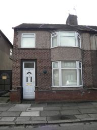Thumbnail 3 bed end terrace house for sale in Boxdale Road, Liverpool