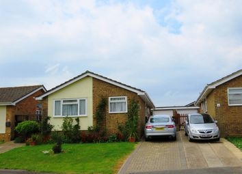 Thumbnail 2 bedroom detached bungalow for sale in Fairlawns Drive, Herstmonceux, Hailsham