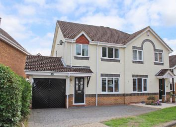 Thumbnail 3 bed semi-detached house for sale in Armada Close, Rownhams, Southampton