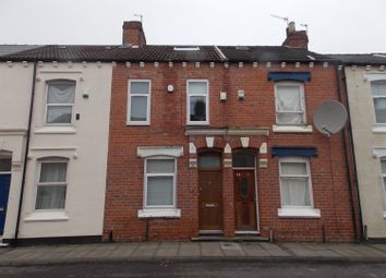 Thumbnail 5 bedroom terraced house for sale in Palm Street, Middlesbrough