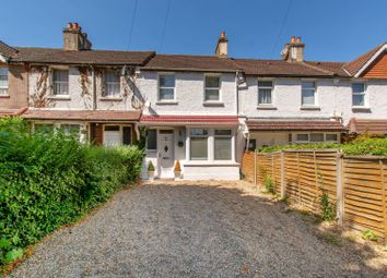 Thumbnail 2 bed terraced house to rent in Stanley Road, Carshalton Beeches