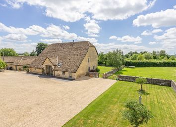 Thumbnail 4 bed barn conversion for sale in Sevington, Grittleton, Chippenham