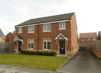 Thumbnail 3 bed semi-detached house for sale in Murrell Way, Shrewsbury