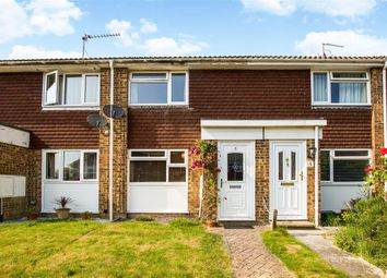 Thumbnail 2 bed terraced house for sale in Burners Close, Burgess Hill