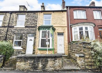 Thumbnail 3 bed terraced house for sale in Broughton Road, Sheffield