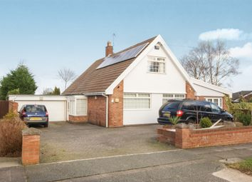 Thumbnail 4 bed detached bungalow for sale in Heath Close, Liverpool