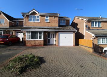Thumbnail 4 bed detached house for sale in Royal Drive, Flint