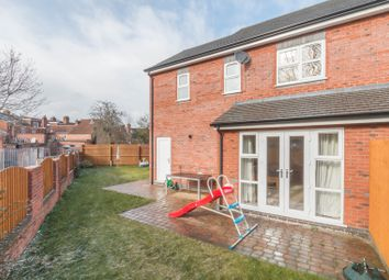 Thumbnail 3 bed semi-detached house for sale in The Loxleys, Hall Green, Birmingham