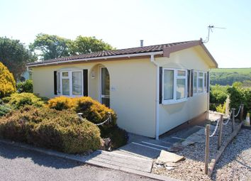 Thumbnail 2 bed detached house for sale in Morris Gardens, Tregunnel Park, Newquay