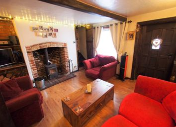 Thumbnail 1 bed terraced house for sale in Avenue Road, Wymondham