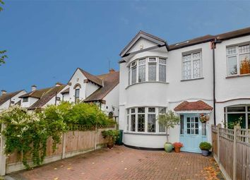 Thumbnail 4 bed end terrace house for sale in Herschell Road, Leigh-On-Sea, Essex