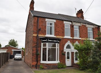 Thumbnail 3 bed semi-detached house for sale in Victoria Road, Barnetby