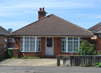 Thumbnail 3 bedroom detached bungalow for sale in Burrowmoor Road, March