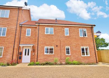 Thumbnail 2 bedroom flat for sale in Coot Drive, Sprowston, Norwich