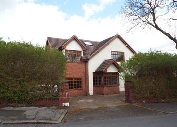 Thumbnail 4 bedroom detached house for sale in Woodhill Drive, Prestwich, Manchester, Greater Manchester