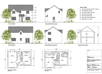 Thumbnail Land for sale in Superb Plot, Cefn Road, Newport