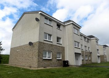 Thumbnail 2 bed flat for sale in Sanderling, Lesmahagow