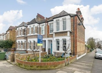 Thumbnail 3 bed end terrace house for sale in Brockley Grove, London