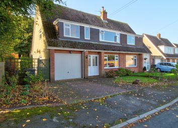 Thumbnail 4 bed semi-detached house for sale in Highfield Drive, Portishead, Bristol
