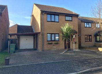 Thumbnail 3 bed detached house for sale in Symonds Close, Weymouth