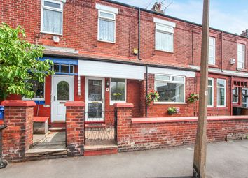 Thumbnail 3 bed terraced house for sale in Horace Grove, Stockport