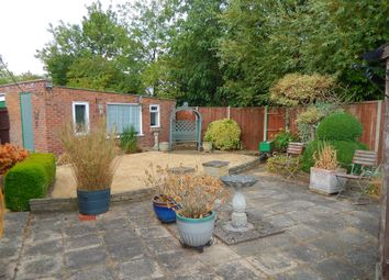 Thumbnail 2 bed detached bungalow for sale in Woodland Lea, Helpston, Peterborough