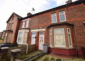 Thumbnail 3 bed terraced house for sale in Stringhey Road, Wallasey, Merseyside
