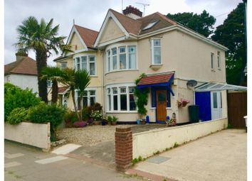 Thumbnail 4 bed semi-detached house for sale in Woodgrange Drive, Southend-On-Sea