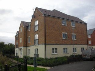 Thumbnail 2 bed flat to rent in Blease Close, Trowbridge