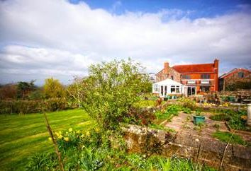 Thumbnail 5 bed detached house for sale in Risbury, Leominster