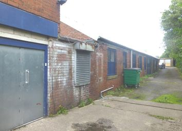 Thumbnail Warehouse to let in Market Street, Whitworth Rochdale