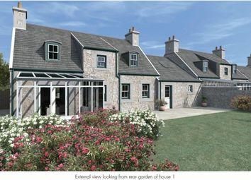 Thumbnail 3 bed terraced house for sale in Home Farm, Le Mont De La Hague, St Peter