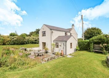Thumbnail 4 bed detached house for sale in Llanynghenedl, Holyhead, Sir Ynys Mon