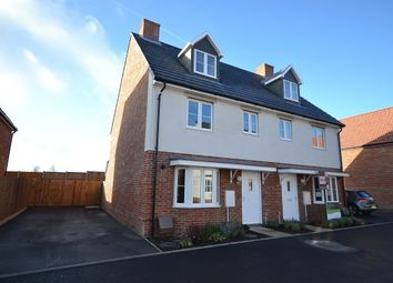 Thumbnail 4 bed semi-detached house for sale in Station Road, Felsted, Dunmow